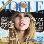 """Taylor Swift pose en une de Vogue : """"Tout ça ne peut pas être réel..."""""""