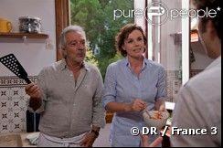 Pierre Arditi et Claire Nebout dans Le Sang des Vignes, samedi 28 janvier sur France 3