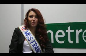Delphine Wespiser : Charmante en chanteuse alsacienne et future comédienne ?