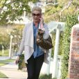 Katherine Heigl à Beverly Hills, le 20 janvier 2012.