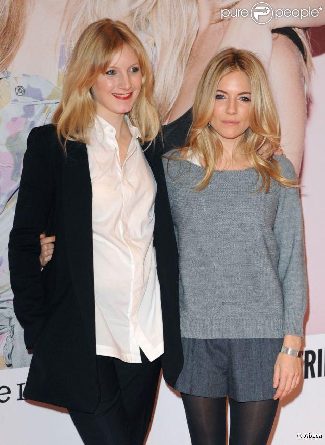 Sienna et Savannah Miller
