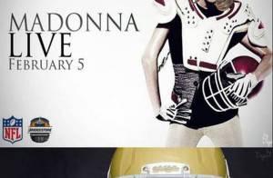 Madonna déjà en mode Super Bowl : Nerveuse, échauffée et en tenue !