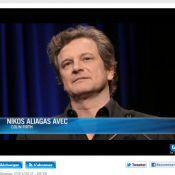 Colin Firth dans le remake d'Intouchables ? Il adorerait...