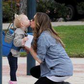 Rebecca Gayheart laisse son bébé pour de tendres moments avec sa grande, Billie