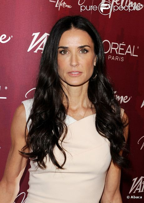 Demi Moore en septembre 2011 à Los Angeles.