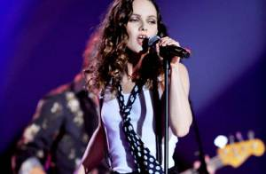 Vanessa Paradis en concert dans votre salon...