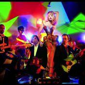 De multiples Arielle Dombasle dans les sublimes images du spectacle Diva Latina