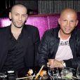 Djamel Bouras et Dida Diafat