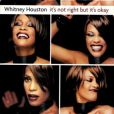 Whitney Houston -  It's Not right But It's Ok  - 1999. Et un nouveau Grammy pour l'artiste.