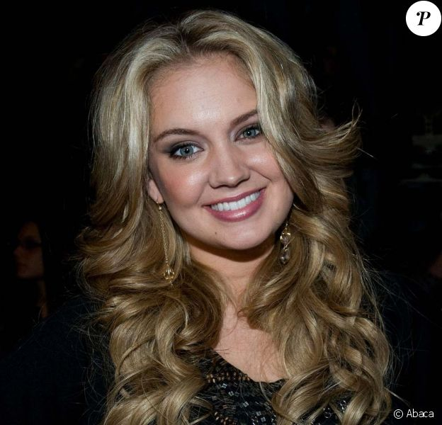 Tiffany Thornton à Los Angeles, le 1er octobre 2010.