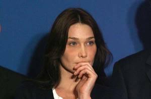 Carla Bruni : son vibrant hommage à Yves Saint Laurent