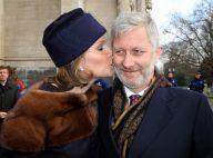 La famille royale belge au complet et de bonne humeur pour l'hommage aux défunts