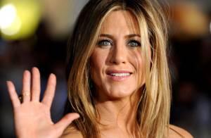 Jennifer Aniston brille sous les flashs et snobe royalement son Justin Theroux