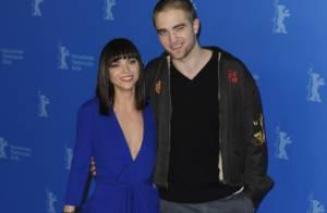 Robert Pattinson : Bad boy au crâne rasé pour la sexy Christina Ricci