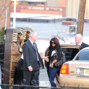 Obsèques de Whitney Houston : Sa fille et ses amis prêts pour d'émouvants adieux