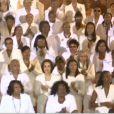 Obséques de Whitney Houston le 18 février 2012 à Newark