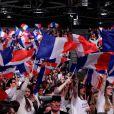 Grand meeting marseillais de Nicolas Sarkozy, le 19 février 2012.
