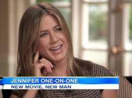 """Jennifer Aniston : Avec Justin Theroux, """"nous nous connaissons depuis longtemps"""""""