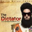 The Dictator avec Sacha Baron Cohen.