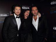 César 2012 : Géraldine Nakache et Leïla Bekhti complices devant Guillaume Canet