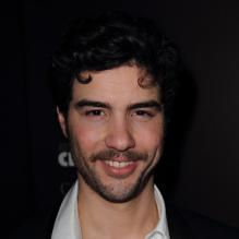 Tahar Rahim lors de l'after-party des César à l'Arc à Paris le 24 février 2012