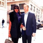 Naomi Campbell : Shopping coquin avec son amoureux en pleine Fashion Week