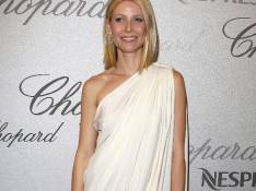 Quand Gwyneth Paltrow fuit les photographes ...