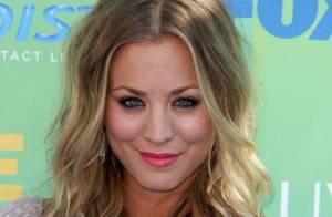 Kaley Cuoco de la série The Big Bang Theory n'est plus fiancée !
