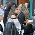 Alessandra Ambrosio dans les rues de New York