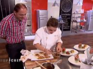 Top Chef 2012 : Noémie se fait draguer par Freddy de L'amour est dans le pré