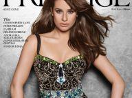 Lea Michele (Glee) : Une bad girl sexy et tatouée de partout... Qui l'eut cru ?