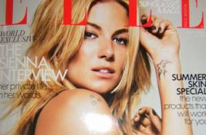 PHOTOS : Sienna Miller topless pour 'Elle' !