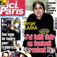 Ici Paris (en kiosques le 14 mars 2012)