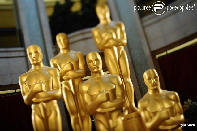 Les Oscars, en février 2012.