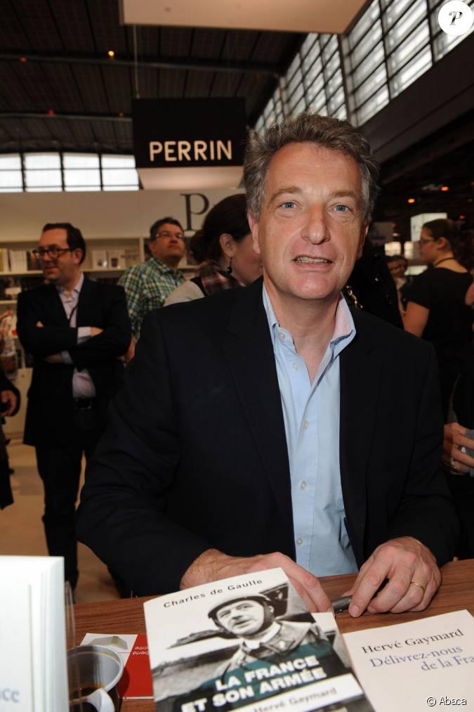 Herv gaymard au salon du livre paris le 18 mars 2012 for Salon du divorce
