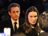 Tuerie de Toulouse: Sarkozy-Bruni et Hollande-Trierweiler unis face à l'horreur