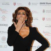 Sophia Loren est grand-mère pour la quatrième fois !
