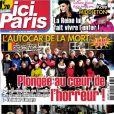 Ici Paris  (en kiosques le 21 mars 2012)