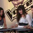 Battle entre Sofia et Al.Hy dans The Voice, samedi 24 mars 2012, sur TF1
