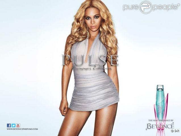 Beyoncé lance Pulse Summer Edition, son parfum pour l'été.