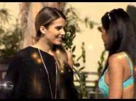 Clara Morgane rencontre Ayem dans Hollywood Girls