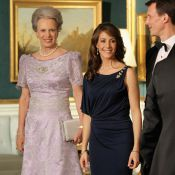 Princesse Marie : Superbe pour le prince Charles 2 mois après son accouchement