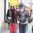 Claudia Schiffer et son époux Matthew Vaughn