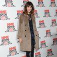 Alexa Chung à Londres pour les NME Awards le 29 février 2012.