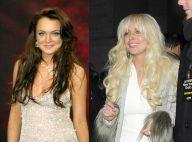 Lindsay Lohan : La vidéo terrifiante de sa métamorphose