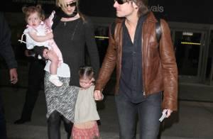 Nicole Kidman : Inséparable de ses petites filles et de son mari Keith Urban