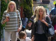 Ashley Tisdale joue les grandes soeurs protectrices avec sa nièce