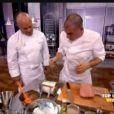 Premières images de la demi-finale de Top Chef 3, lundi 2 mars 2012 sur M6