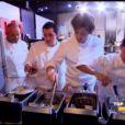 Premières images de la demi-finale tendue de Top Chef 3, lundi 2 mars 2012 sur M6