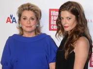 Catherine Deneuve, honorée par Hollywood devant sa fille Chiara Mastroianni